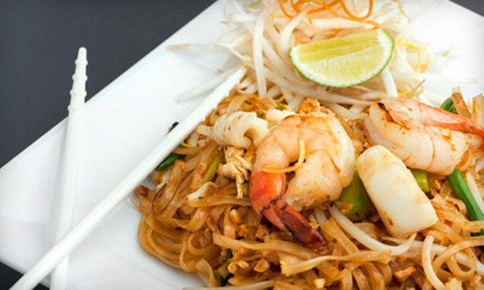 Land of Smile - Olivette: $10 for $20 Worth of Traditional Thai Fare at Land of Smile