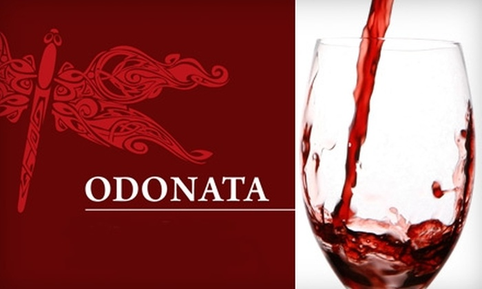 Odonata Wines - Westside: $12 for Wine Tour and Barrel Tasting ($25 Value) Plus 10% Off Purchases
