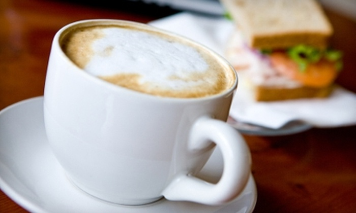Hi Point Coffee & Cafe - Northgate: $5 for $10 Worth of Fresh Fare and Coffee at Hi Point Coffee & Cafe