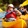 Half Off Kayaking Trip