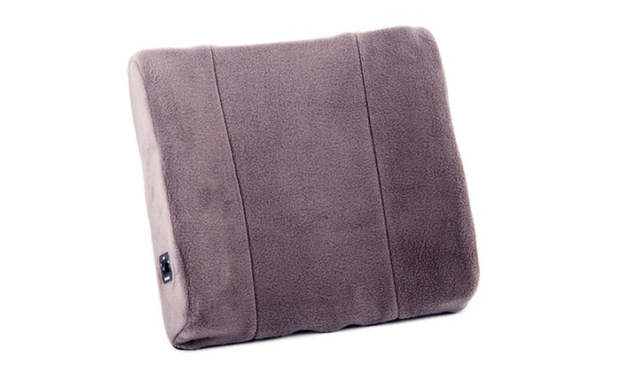 In Edge Back Massage Pillow: In Edge Back Massage Pillow. Free Returns.