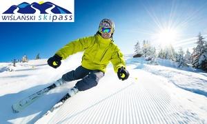Wiślański Ski Pass: Wiślański SkiPass: 1-dniowy karnet na 11 stoków narciarskich od 69,99 zł i więcej w przedsprzedaży (do -41%)