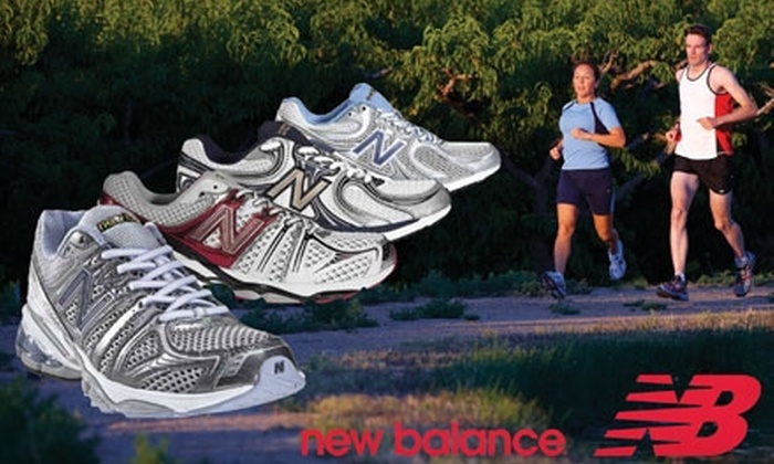New Balance Columbus - Multiple Locations: $25 for $50 Worth of Shoes, Fitness Wear, and Accessories at New Balance Columbus. Choose from Three Locations.