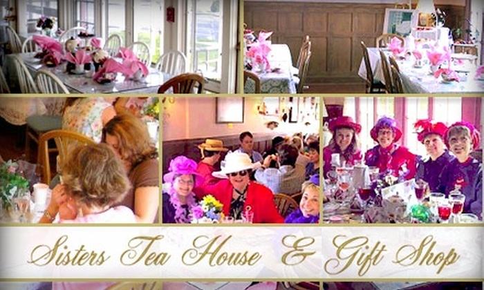 Sisters Tea House - Fenton: $5 High Tea at Sisters Tea House ($15 Value)