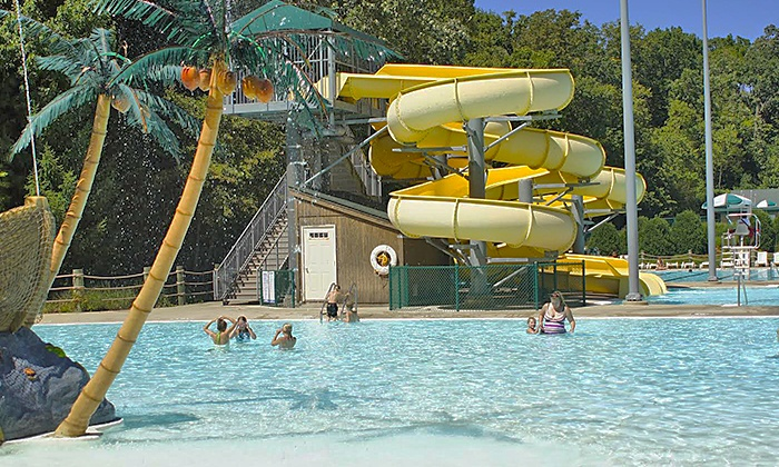 City of Elgin - Multiple Locations: $89 for Family Membership to Aquatic Park for Up to 4 People from the  City of Elgin ($175 value)
