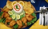 Cacerolas Restaurant - Woodside: $20 for $40 Worth of Traditional Colombian Fare at Cacerolas Restaurant in Woodside