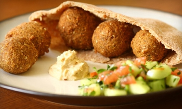 Shai Mediterranean - Franklin Park: $6 for $12 Worth Of Mediterranean Fare and Drinks at Shai Mediterranean