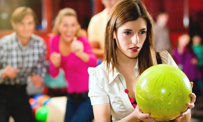 East Hampton Bowl - East Hampton: Two-Hour Bowling Outing with Shoes for Two, Four, or Six at East Hampton Bowl