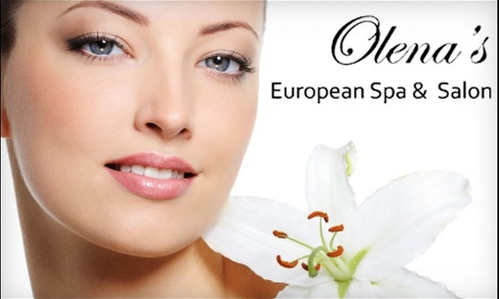 Olena's European Spa & Salon - Southgate: $89 for Up to 30 Minutes of Laser Treatments for Spider-Vein or Brown-Spot Removal (Up to $325 Value) at Olena's European Spa & Salon