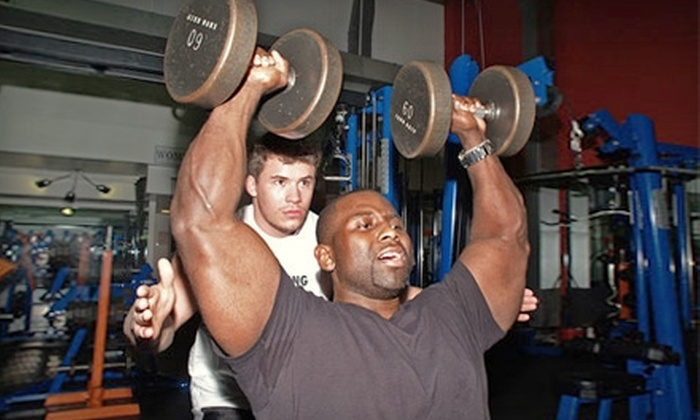 Steel Gym - Manhattan: $39 for a One-Month Membership Package to Steel Gym  (Up to $354.25 Value)