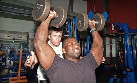 Steel Gym - Steel Gym in Manhattan