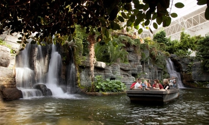 Gaylord Opryland Resort - Nashville-Davidson metropolitan government (balance): $199 for a One-Night Stay in a Junior Suite at Gaylord Opryland Resort in Nashville ($400 Value)