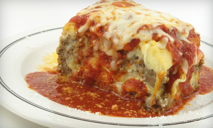 Gennaro's Cafe Italiano - Rosedale: Three-Course Italian Dinner for Two or Four