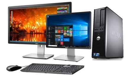 Ordenador de mesa Dell OptiPlex 780 reacondicionado (entrega gratuita)