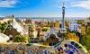 Barcelona: Doppelzimmer mit Frühstück und Parkplatz