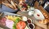 Park Cafe - München: Royales-Frühstück für 2 Personen im Park Cafe (48% sparen*)