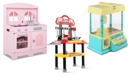 From $49 for Kids' Pretend Playsets