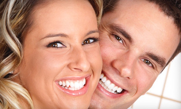 Greenwood Gentle Dentist & West Carmel Gentle Dentist - Multiple Locations: $49 for a Dental-Care Package at Greenwood Gentle Dentist or West Carmel Gentle Dentist (Up to $333 Value)