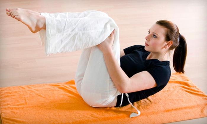 Evansville Yoga Center - Lamasco: 4, 6, or 10 Classes at Evansville Yoga Center (Up to 60% Off)