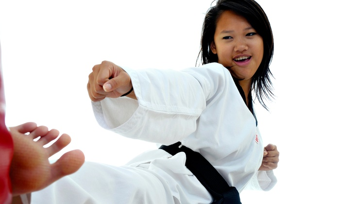 American Academy Of Self Defense - Newbury Park: 10 or 20 Karate Classes at American Academy of Self Defense (Up to 76% Off)