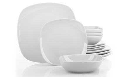 Waterside 12-Piece Dinner Set