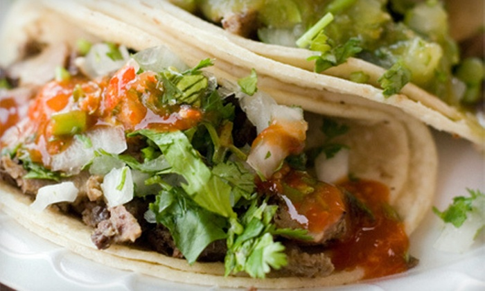 524 Mexican Restaurant - Alkali Flat: $7 for $15 Worth of Mexican Fare at 524 Mexican Restaurant