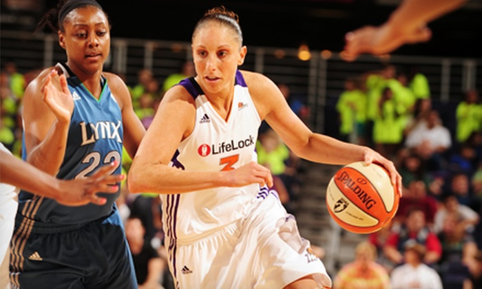 Phoenix Mercury - Downtown Phoenix: One Ticket to a Phoenix Mercury Game at US Airways Center on August 23 at 7 p.m.