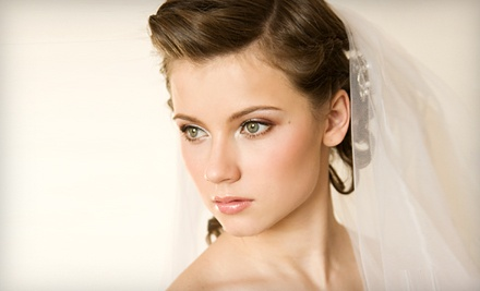 Bridal Hair-and-Makeup Trial Run (a $60 value) - Bombshell Beauty Lounge in Albany