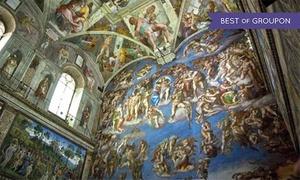 Sotterranei di Roma: Visita guidata aI Musei Vaticani e Cappella Sistina con ingresso senza fila con Sotterranei di Roma