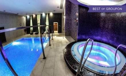 Spa Access with Choice of Two Treatments and Refreshments for One or Two at Crowne Plaza