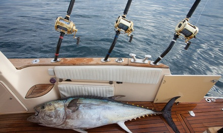 Deep sea fishing adventures durban deal of the day for Groupon deep sea fishing