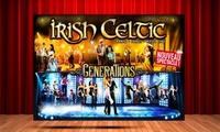 1 place en Cat 1 ou 2 pour Irish Celtic le 02112016 à 20H30 au Scenith dès 29 €