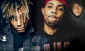 Juice WRLD & G Herbo  – Up to 46% Off Rap Concert at Juice WRLD and G Herbo  , plus 6.0% Cash Back from Ebates.