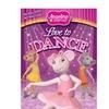 Angelina Ballerina: Love to Dance on DVD