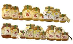 Miel artisanal Bio d'Espagne
