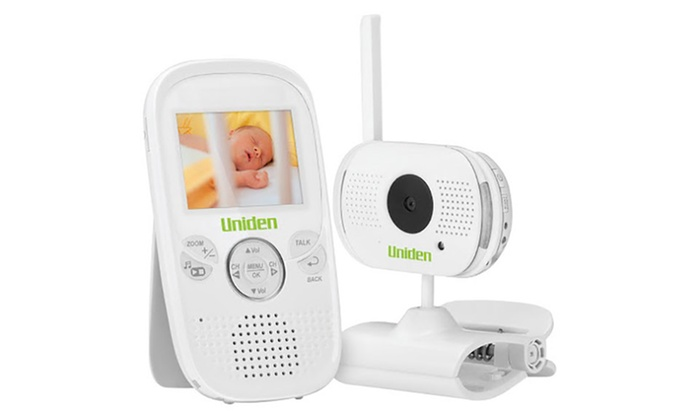 Klika: $199 Uniden 2.3-Inch Digital Baby Video Monitor (Don't Pay $249.99)