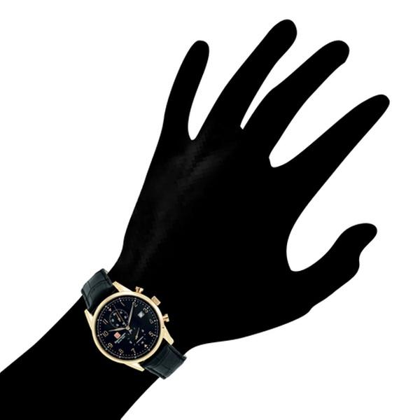 f7b8694f9 Steinhausen Men s Lugano Chronograph Stainless Steel Dress Watch ...