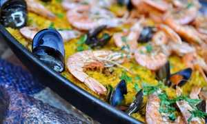 Up to 37% Off Spanish Cuisine at Picasso's Tapas at Picasso's Tapas, plus 9.0% Cash Back from Ebates.