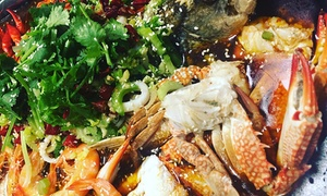 Grilled 118: $59 for a Seafood Platter for Two People at Grilled 118, Carlton (Up to $128 Value)