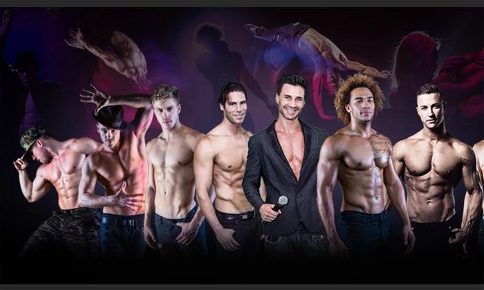 Aussie Heat - V Theater: Aussie Heat Male Revue