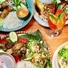 Vietnam. 4-Gänge-Gourmet-Menü