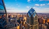 One Liberty Observation Deck - Center City West: Entry for One, Two, or Four to One Liberty Observation Deck  (Up to 32% Off)