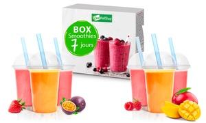 Box smoothies 7, 14 ou 28 jours