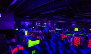 LaserZone Kiel: 4 LaserTag-Spiele inkl. ELITE CLUB CARD und Ausrüstung für 1, 2, 4 oder 6 Person in der LaserZone Kiel (24% sparen*)