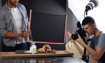 50% Off Photo Shoot - Studio