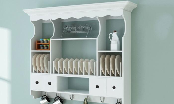Pensile a muro da cucina | Groupon Goods