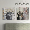 Up to 49% Off a Collage Print by David Fisher