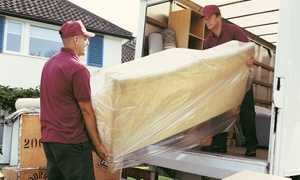 Expert Movers DFW: Two or Three Hours of Moving Services with Two Movers and Supplies from Expert Movers DFW (Up to 55% Off)