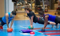 One Month Gym Pass for One at Central YMCA Club (56% Off)