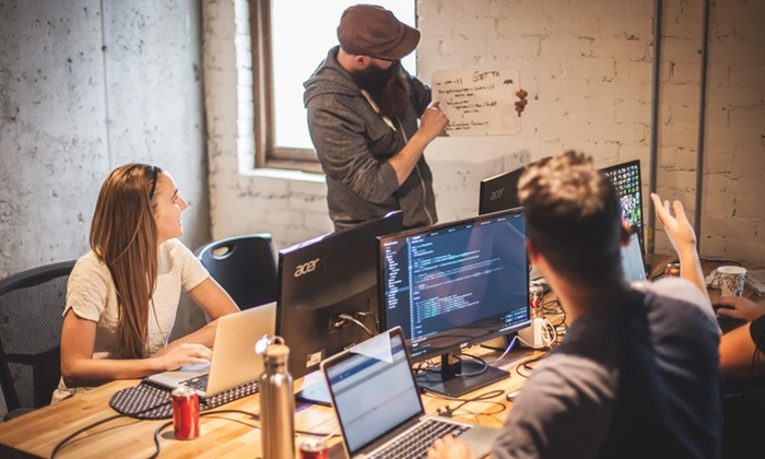 DevMountain - Downtown Dallas: Five-Hour Learn to Code Workshop for One or Two at DevMountain (80% Off)
